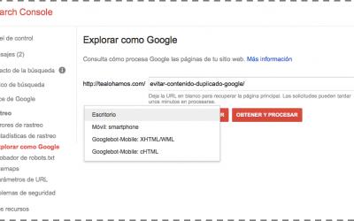 ¿Sabes que Google puede penalizar tu contenido original como duplicado? Evítalo fácilmente