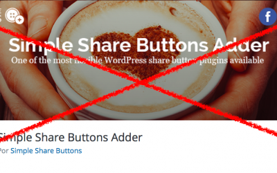 Simple share buttons adder: elimínalo